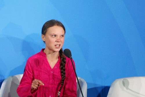 Fox apologizes for 'disgraceful' comment about Thunberg