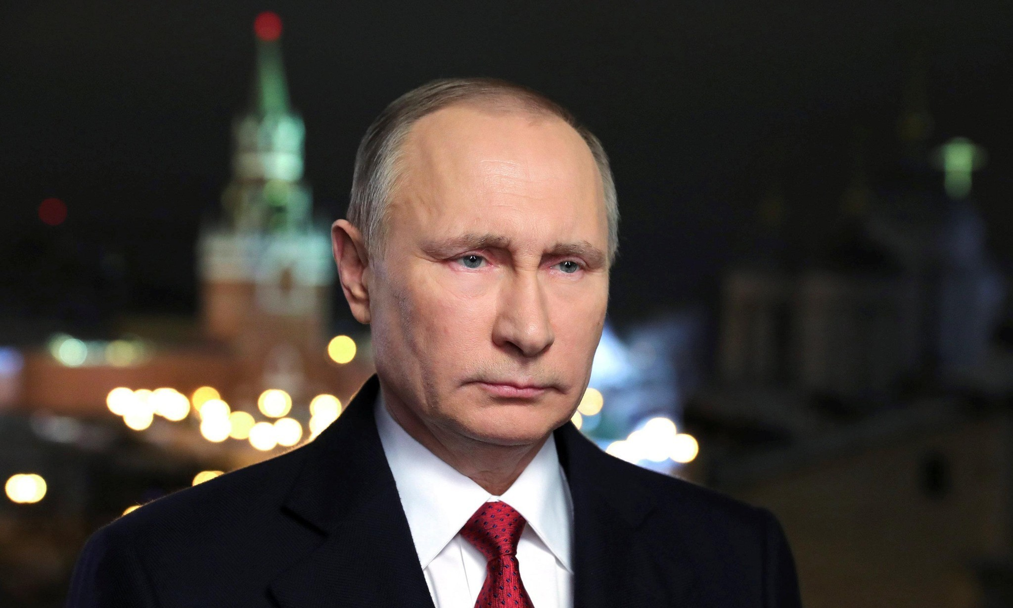 Vladimir Putin: behold, the other man of the moment