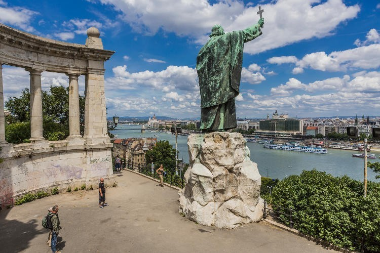 Budapest for free