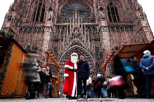 Strasbourg reopens Christmas market after attacker shot dead