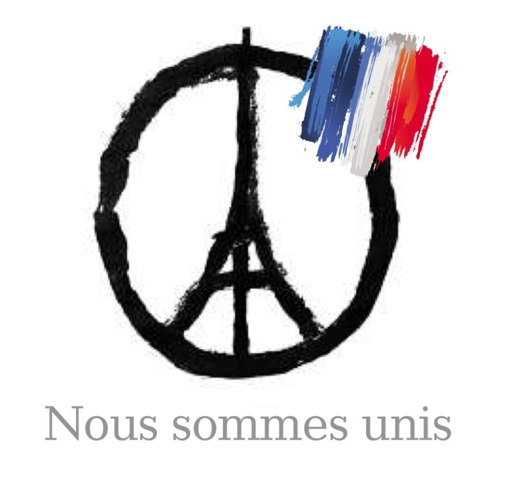 #ParisAttacks @goetageblatt - Cover