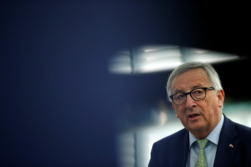 EU executive head Juncker to talk to British PM on Friday