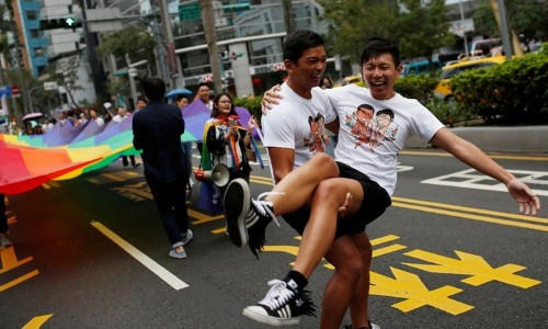 Anti-Same-Sex Marriage Groups Call for Referendum as Bills Draw Closer to Legalization