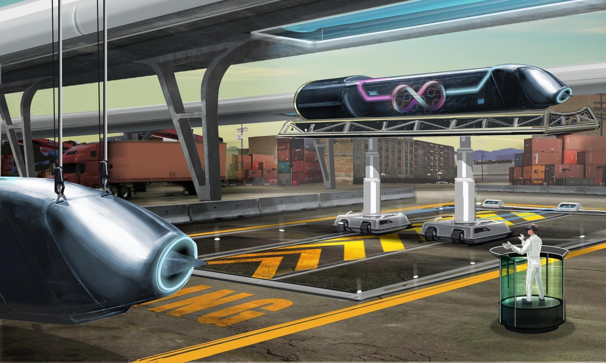Elon Musk's Hyperloop could head to 'old' Europe before California