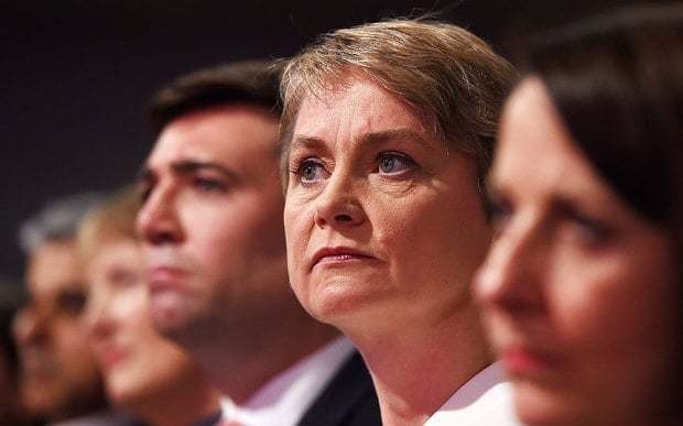 Labour's sexist abuse of its own is 'shocking', says Yvette Cooper