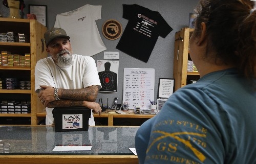 California to require background checks for ammo purchases