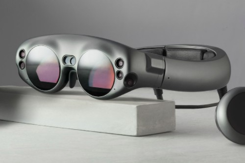 Magic Leap is partnering with the NBA to bring virtual basketball games to its goggles
