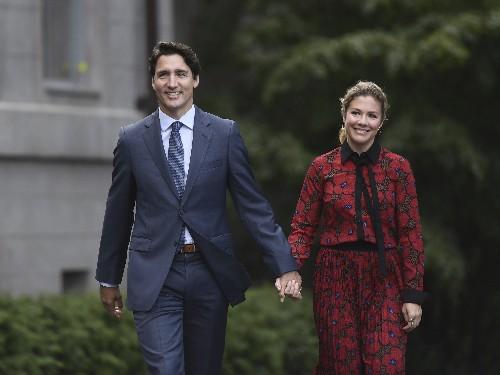 Canadian PM's wife has recovered from coronavirus illness