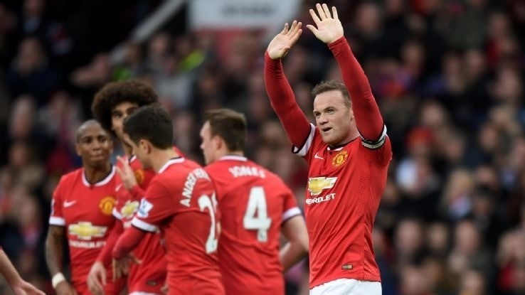 Van Gaal says Manchester United win drags Manchester City back into top-four 'rat race'