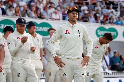 Cricket: England showed great character, says Root