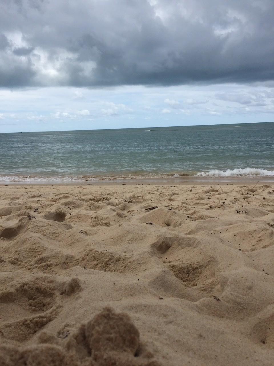 Arraial da Ajuda - Areia Céu e Mar - Obrigada Meu Deus
