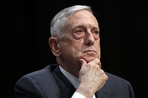 Ex-Pentagon chief Mattis says bitter politics threaten US