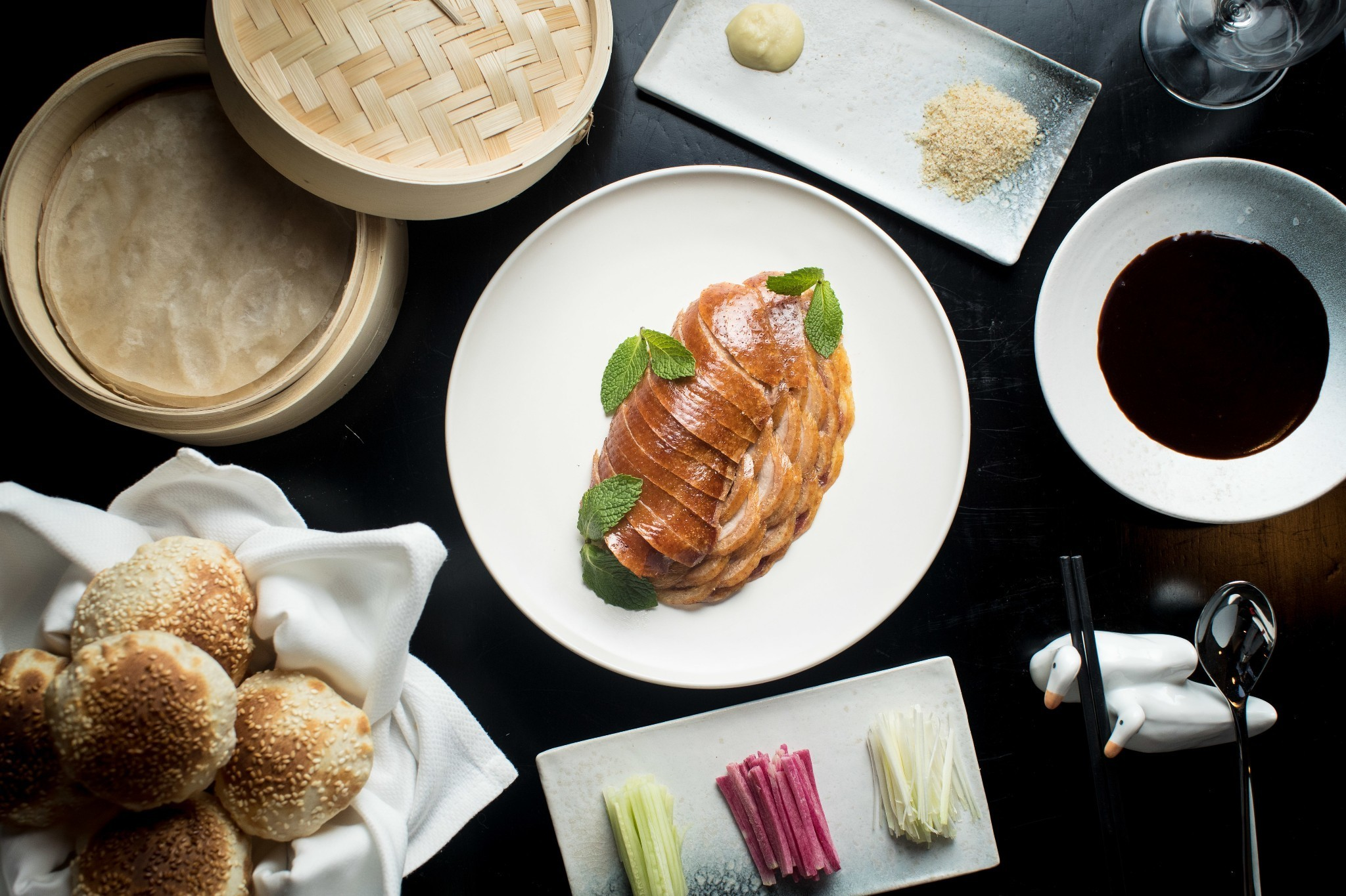 DaDong Brings a Sophisticated Version of Beijing Roast Duck to NYC