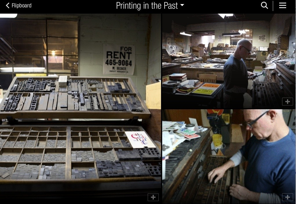This Flipboard Documentary Magazine Tells an Old Story in an Amazing New Way
