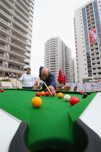 Rio Olympic Athletes Village Comes to Life: Pictures