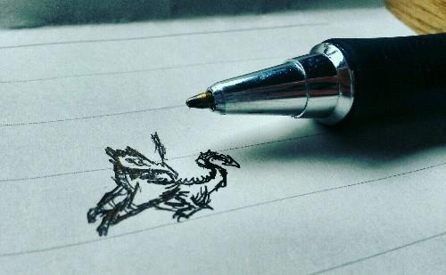 Draw/art - Magazine cover