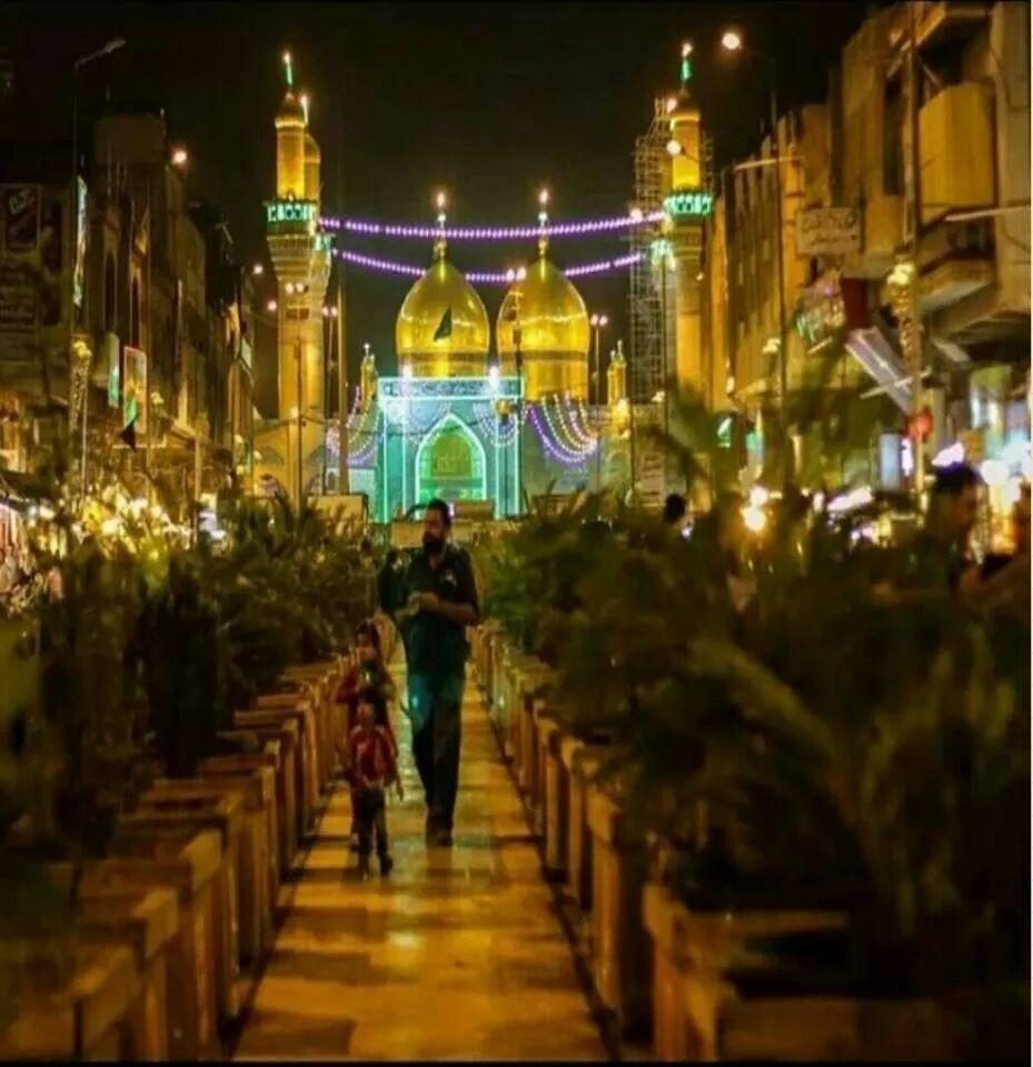الامامين الكاظميين في بغداد
