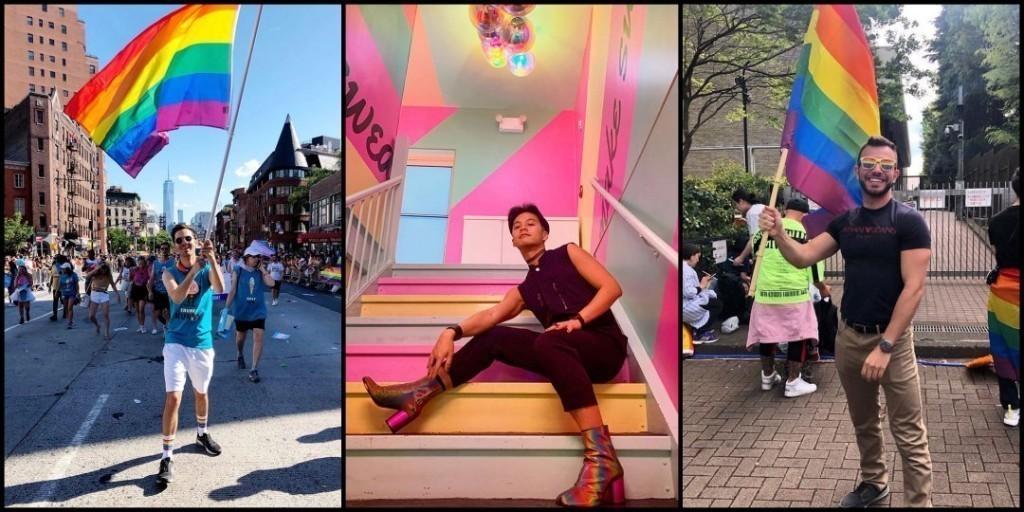 Celebrating LGBTQ+ Pride Month