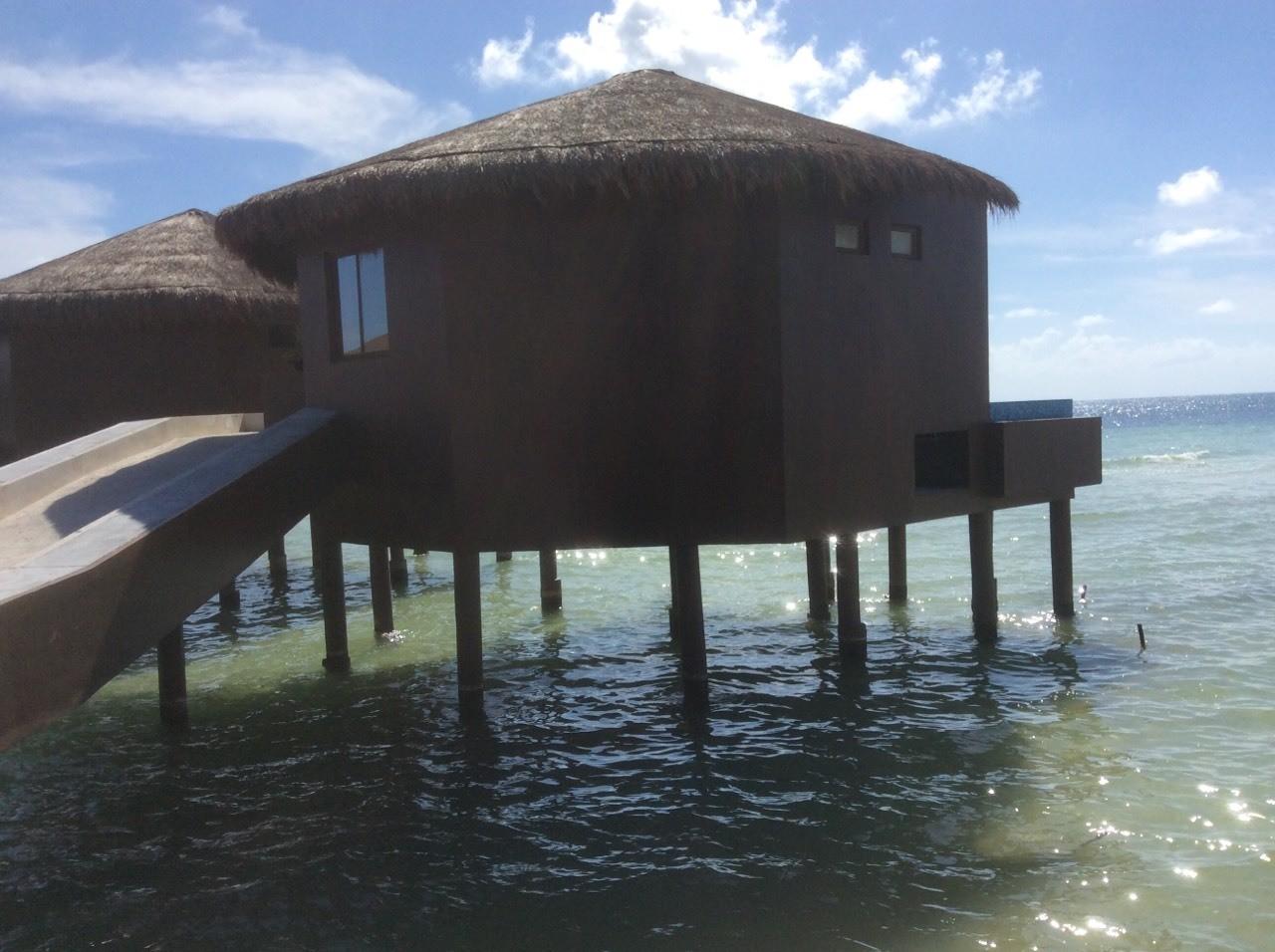 Over Water Bungalow at El Dorado Maroma
