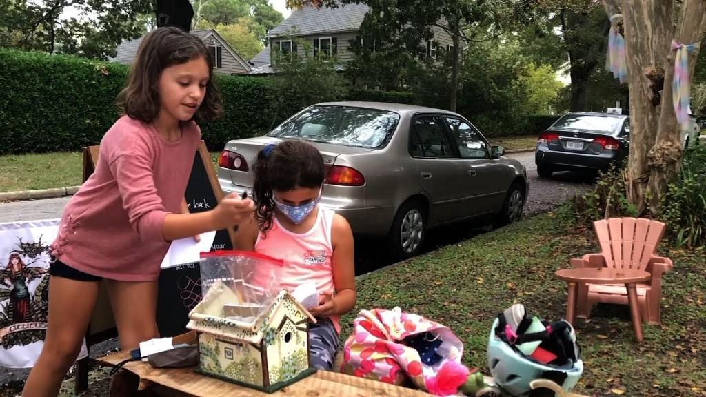 Fairy letters offer respite in Virginia amid virus