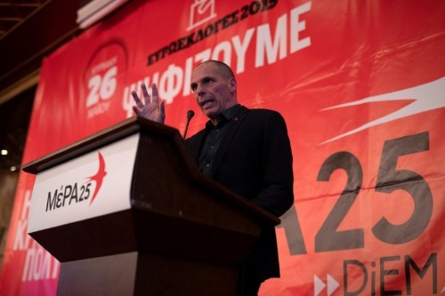 Greece's Marxist minister is back with a message for Europe