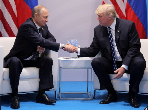 Trump to sign Russia sanctions, Moscow retaliates