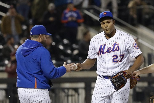 Mets put reliever Jeurys Familia on IL with sore shoulder