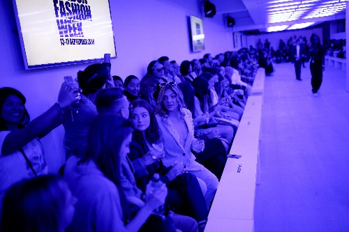 London Fashion Week opens its doors with public catwalk shows