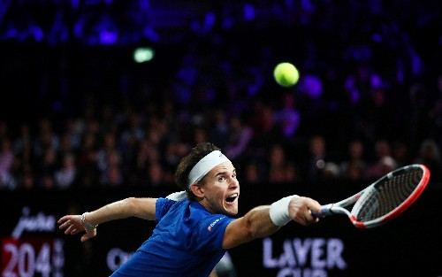 Tennis: Europe lead Team World 3-1 after first day in Laver Cup