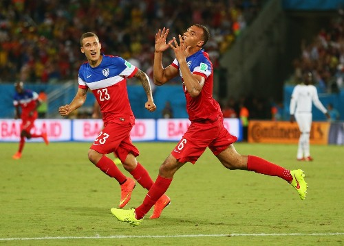 US Scores Late to Win; Germany Rolls
