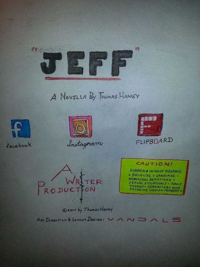 JEFF - Magazine cover