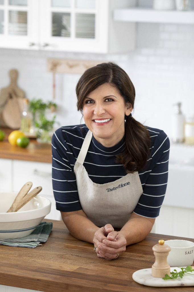 Cooking up a merry little Christmas: curated by Tastemaker Sarah Farmer
