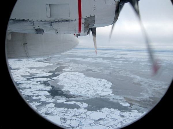 16-foot Waves Measured in Arctic Ocean Where There Was Once Only Ice