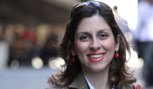 Jailed British-Iranian aid worker in Iran starts hunger strike: husband