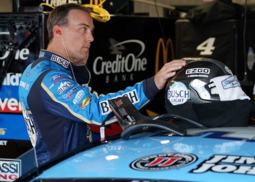 NASCAR notebook: Milestone race causes Harvick to reflect on career