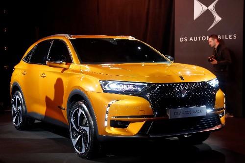 PSA: Les SUV compensent au 3e trimestre le coup de frein du marché