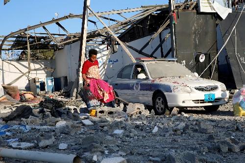 France, Britain, Egypt, UAE, U.S., Italy call for immediate end of Libya violence