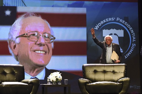 Sanders still wants a revolution. But now he's got company.
