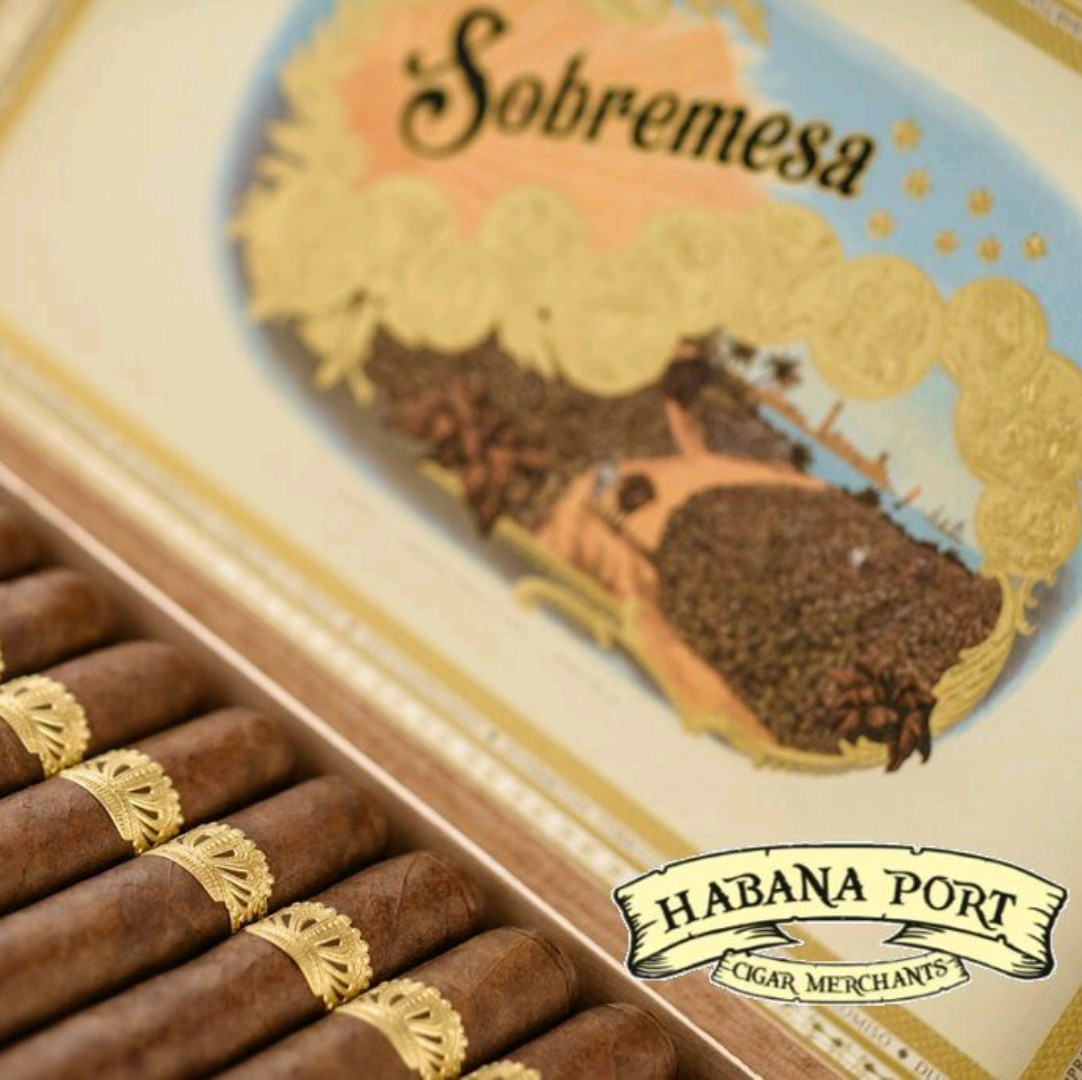 Win a box of Sobremesa cigars from Steve Saka. Read the details on our blog at habanaportblog.com.