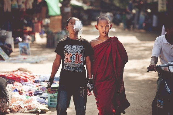 10 Extraordinary Travel Photos by Roger Stonehouse | HuffPost Life