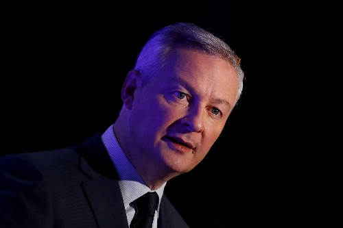 France ready to take Trump's tariff threat to WTO: Le Maire
