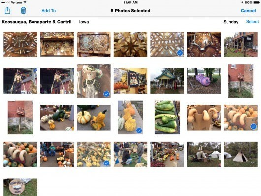 How to Share Multiple Recent Photos on iPhone