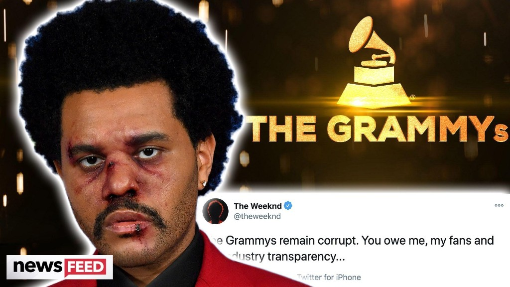 The Weeknd Calls Grammys CORRUPT After Given An Ultimatum!