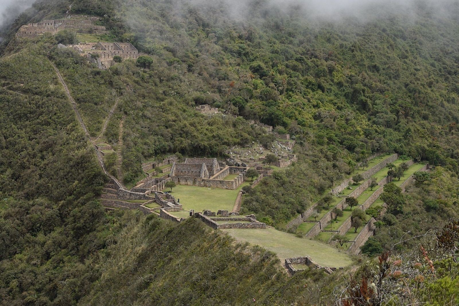 Conquering Choquequirao: the long walk to Peru's lesser-known 'lost city'