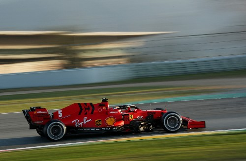 The others are faster than us, says Ferrari F1 boss