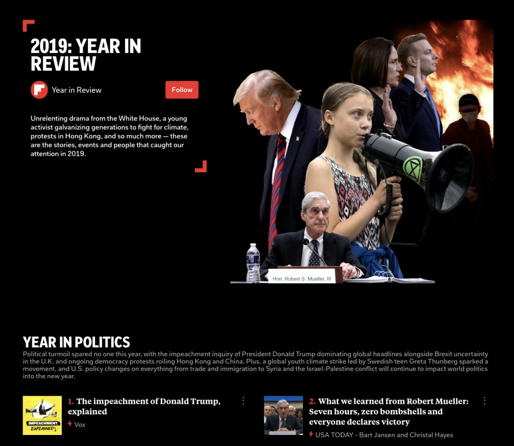 Year in Review: The Biggest Stories of 2019