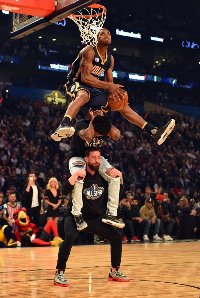 Saturday Night Fever at NBA All Star Weekend: Pictures