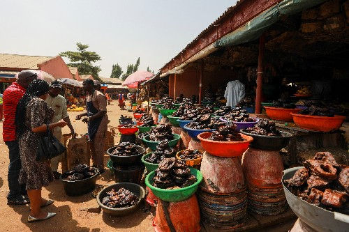 Nigerian annual inflation hits near two-year high in January