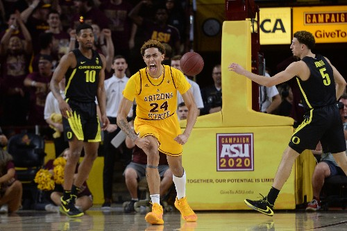 Arizona St. extends streak by beating No. 14 Oregon