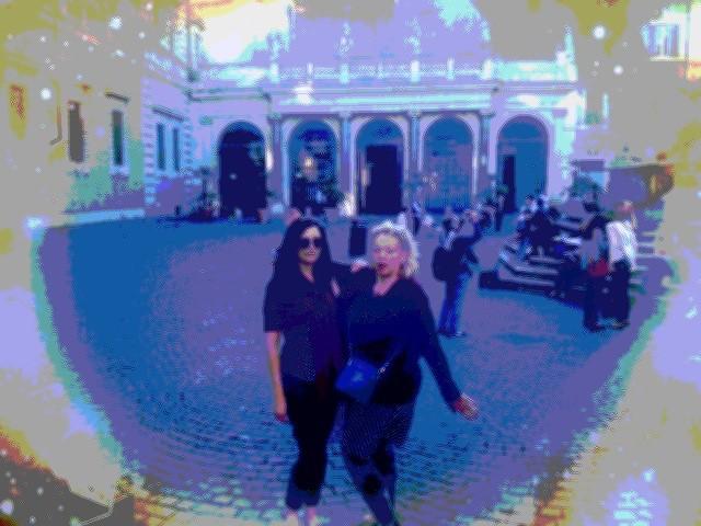 Moj & Kirsten Trastevere, Italy